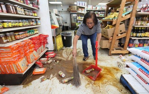 ABD'de 6 şiddetinde deprem! 4