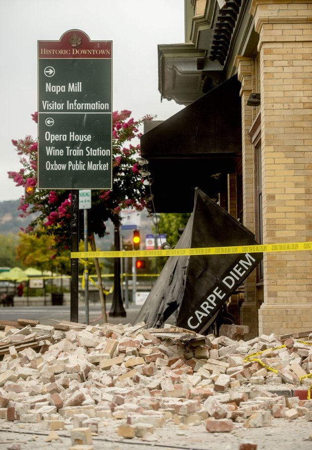 ABD'de 6 şiddetinde deprem! 40