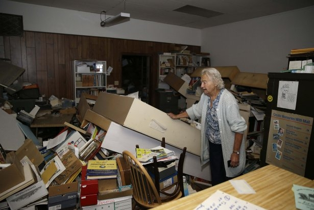 ABD'de 6 şiddetinde deprem! 41