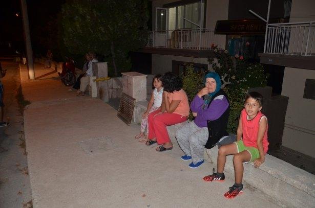 Burdur'da korkutan deprem 1