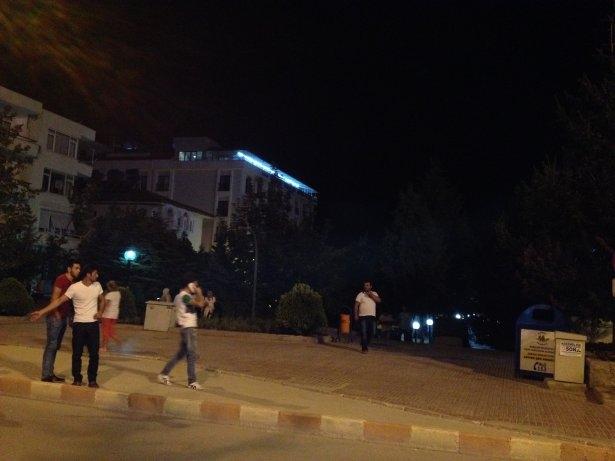 Burdur'da korkutan deprem 14