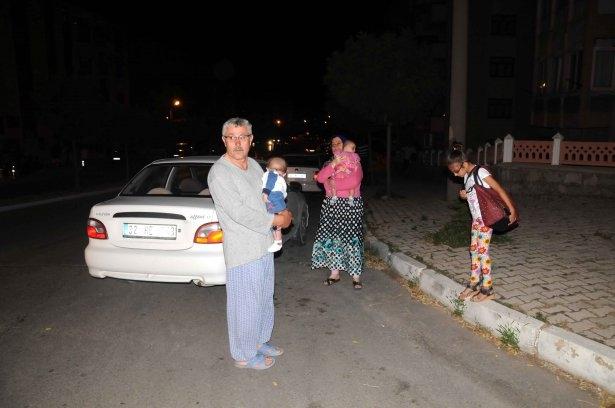 Burdur'da korkutan deprem 5