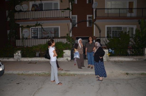 Burdur'da korkutan deprem 6
