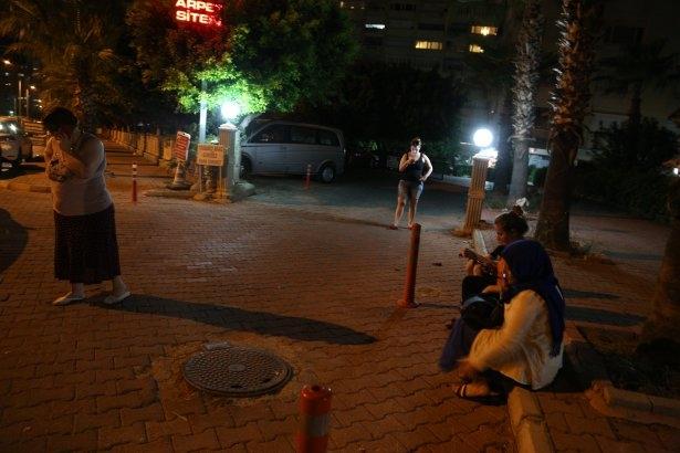 Burdur'da korkutan deprem 8