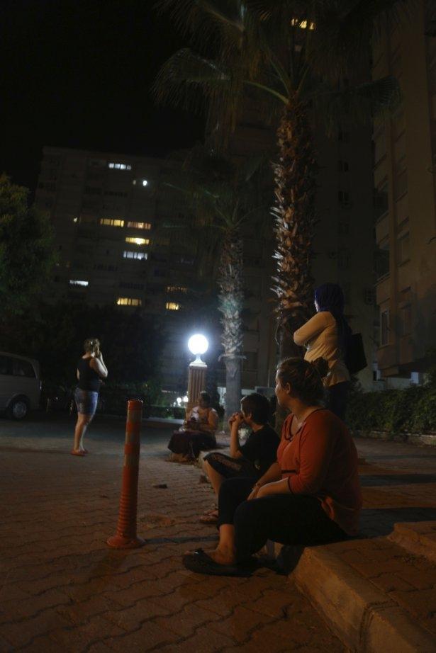Burdur'da korkutan deprem 9
