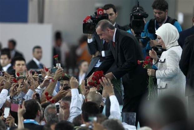 AK Parti 1. Olağanüstü Kongresi 103