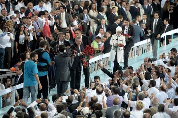 AK Parti 1. Olağanüstü Kongresi 105