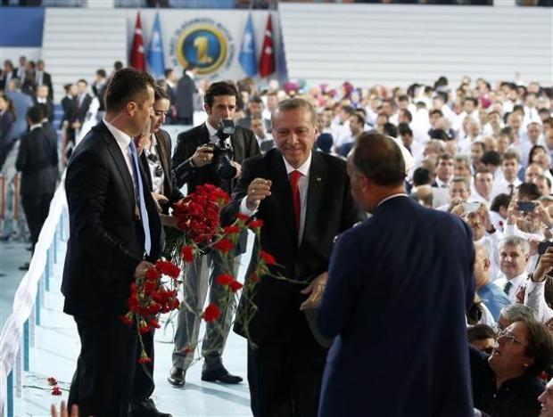 AK Parti 1. Olağanüstü Kongresi 106