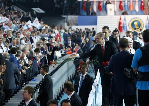 AK Parti 1. Olağanüstü Kongresi 107