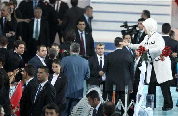 AK Parti 1. Olağanüstü Kongresi 110