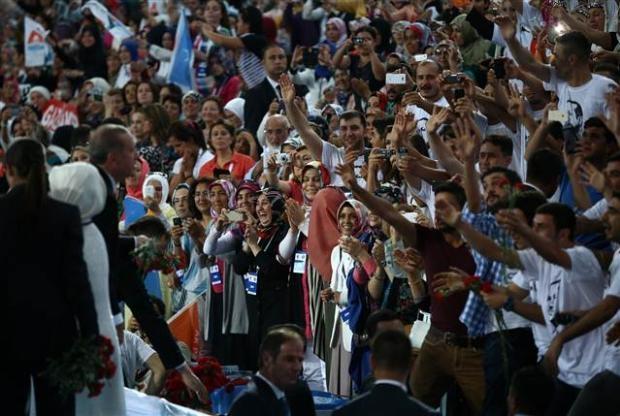 AK Parti 1. Olağanüstü Kongresi 116