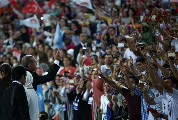 AK Parti 1. Olağanüstü Kongresi 117