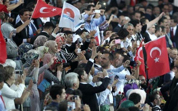AK Parti 1. Olağanüstü Kongresi 119