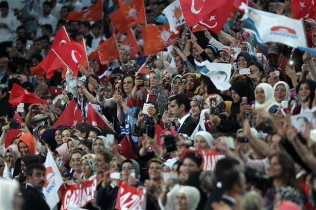 AK Parti 1. Olağanüstü Kongresi 125
