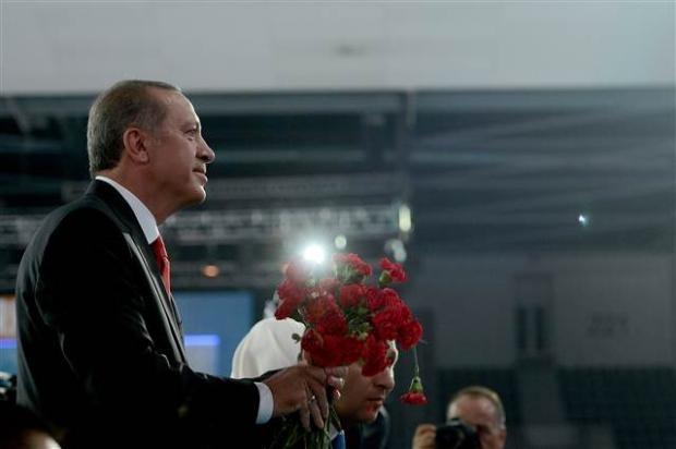 AK Parti 1. Olağanüstü Kongresi 127