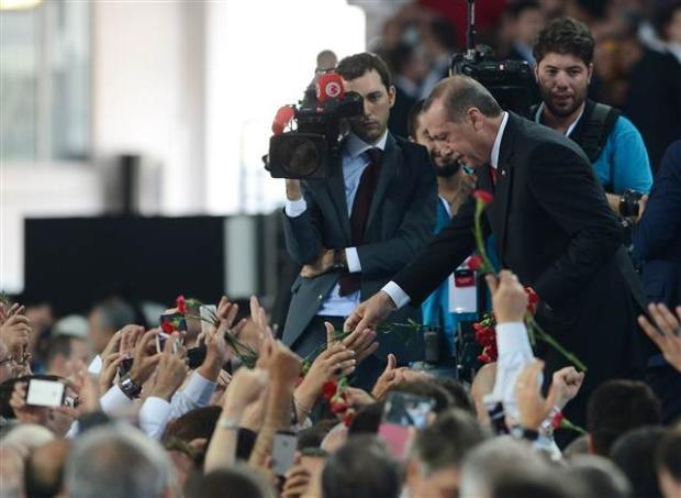 AK Parti 1. Olağanüstü Kongresi 128