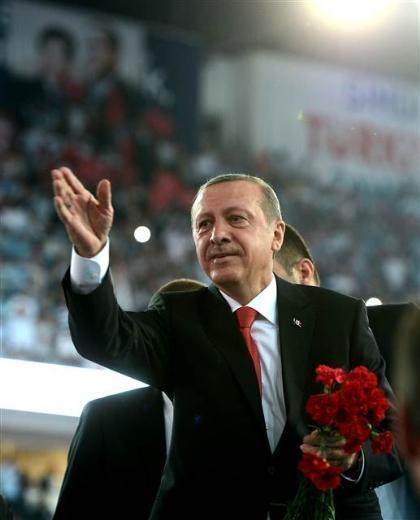 AK Parti 1. Olağanüstü Kongresi 130