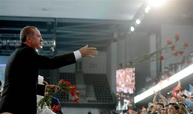 AK Parti 1. Olağanüstü Kongresi 131