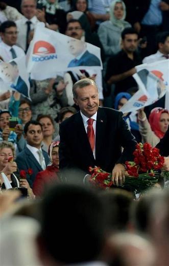 AK Parti 1. Olağanüstü Kongresi 133