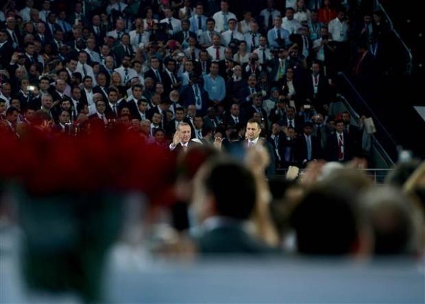AK Parti 1. Olağanüstü Kongresi 136