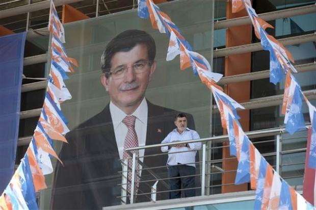 AK Parti 1. Olağanüstü Kongresi 140