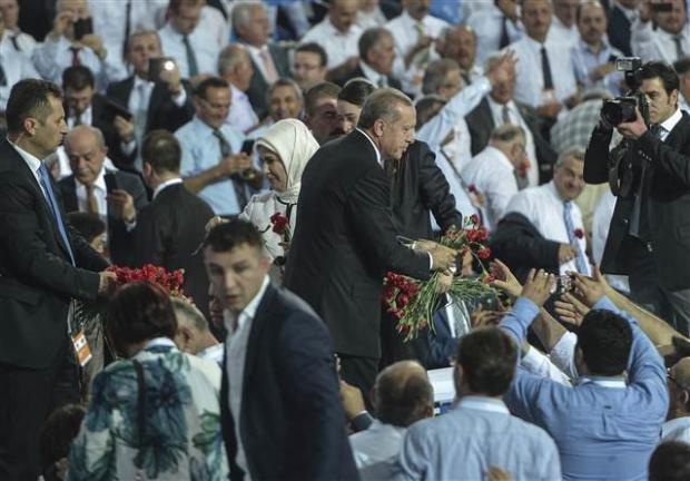 AK Parti 1. Olağanüstü Kongresi 144