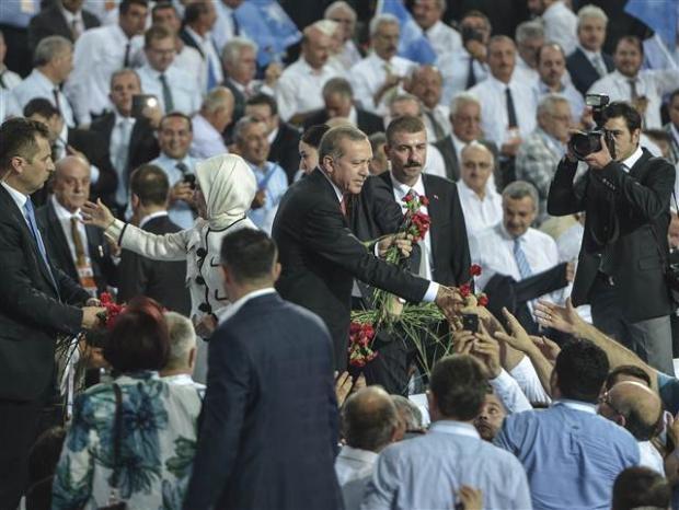 AK Parti 1. Olağanüstü Kongresi 145