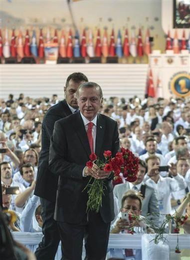AK Parti 1. Olağanüstü Kongresi 146