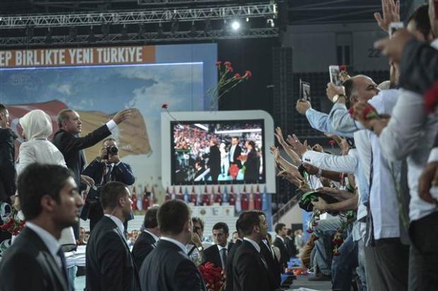 AK Parti 1. Olağanüstü Kongresi 147