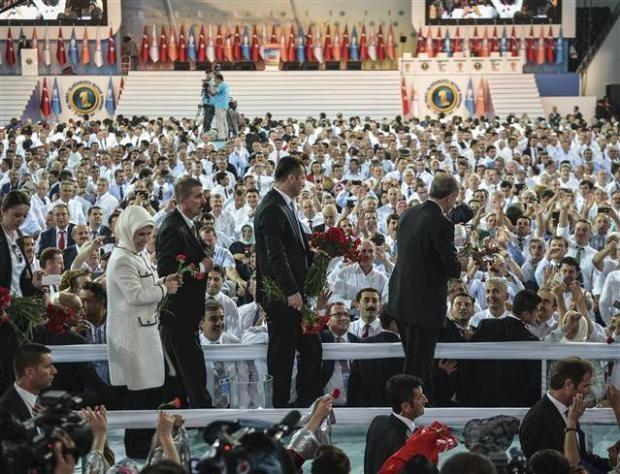 AK Parti 1. Olağanüstü Kongresi 148