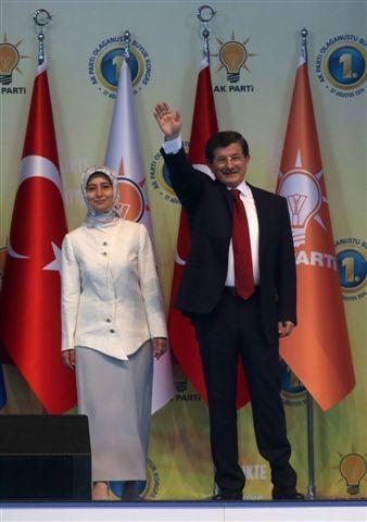 AK Parti 1. Olağanüstü Kongresi 149