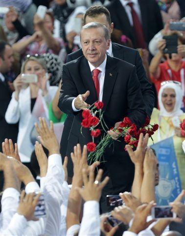 AK Parti 1. Olağanüstü Kongresi 159