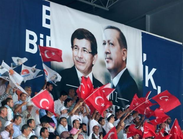 AK Parti 1. Olağanüstü Kongresi 162
