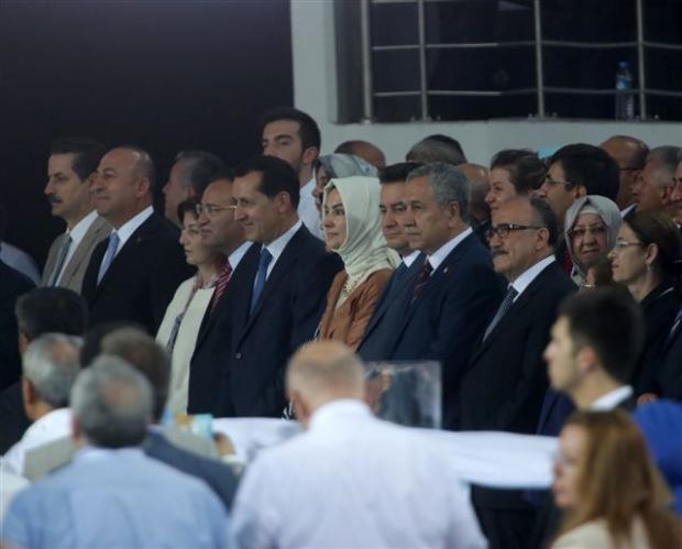 AK Parti 1. Olağanüstü Kongresi 165