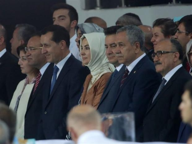 AK Parti 1. Olağanüstü Kongresi 166