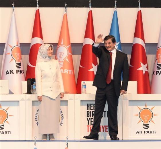 AK Parti 1. Olağanüstü Kongresi 168