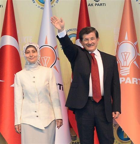 AK Parti 1. Olağanüstü Kongresi 169