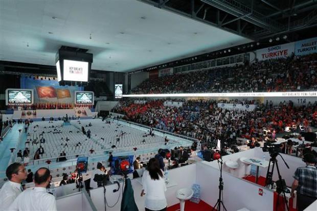 AK Parti 1. Olağanüstü Kongresi 17