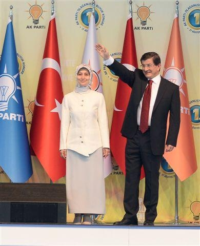 AK Parti 1. Olağanüstü Kongresi 170