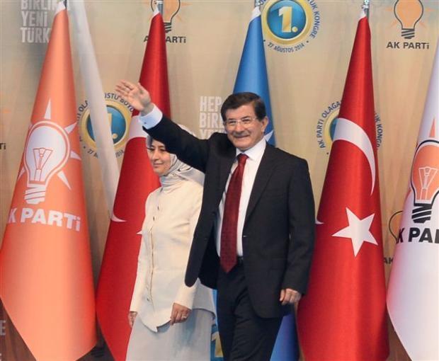 AK Parti 1. Olağanüstü Kongresi 174
