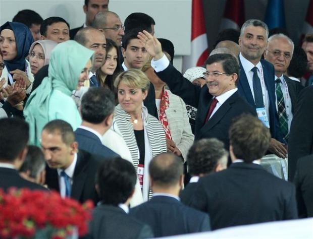 AK Parti 1. Olağanüstü Kongresi 178