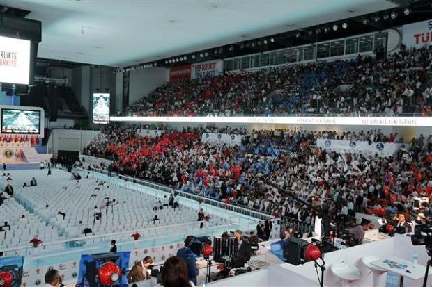 AK Parti 1. Olağanüstü Kongresi 18