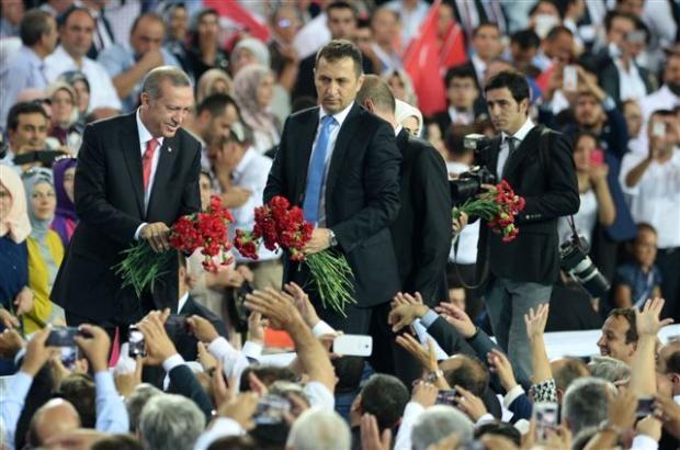 AK Parti 1. Olağanüstü Kongresi 180