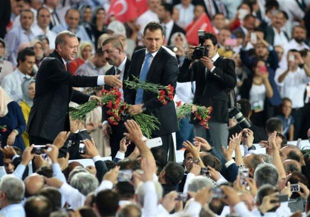 AK Parti 1. Olağanüstü Kongresi 181