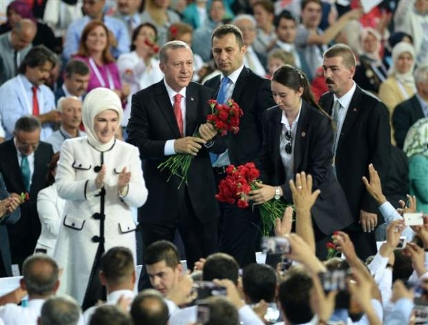 AK Parti 1. Olağanüstü Kongresi 183