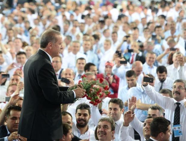 AK Parti 1. Olağanüstü Kongresi 188