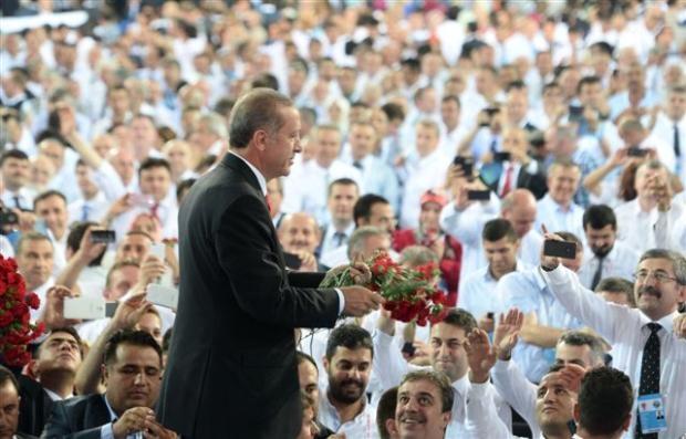 AK Parti 1. Olağanüstü Kongresi 189