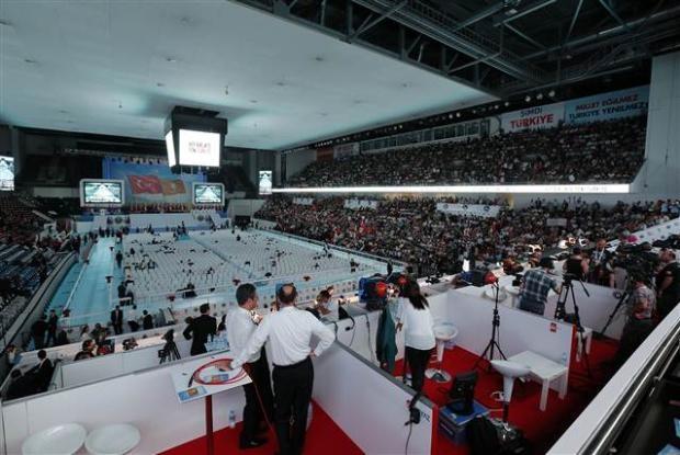 AK Parti 1. Olağanüstü Kongresi 19