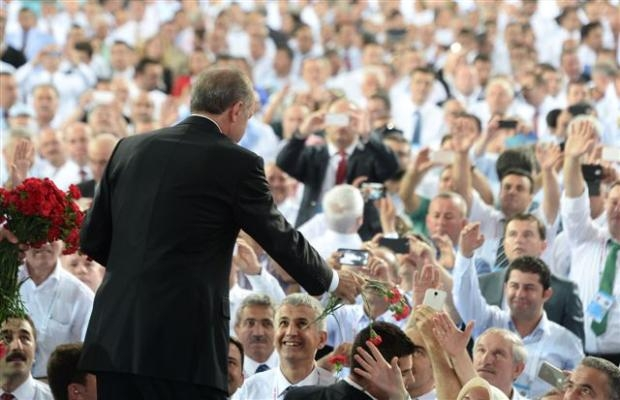 AK Parti 1. Olağanüstü Kongresi 190