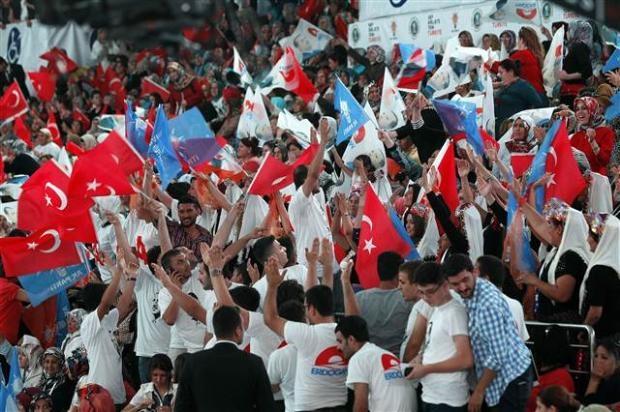 AK Parti 1. Olağanüstü Kongresi 20